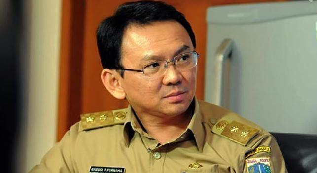 Gubernur DKI Jakarta Basuki Tjahaja Purnama atau biasa disapa AHOK. (Foto: Net)